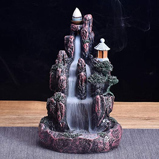 Landscape Of Guilin The Old Man Fishing Incense Cone Home Office Decoration Gift