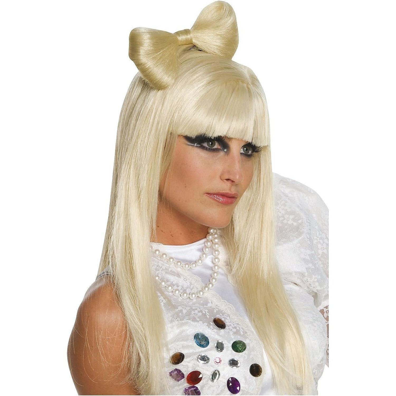 Amazon.com: Lady Gaga Wig Costume Accessory: Clothing