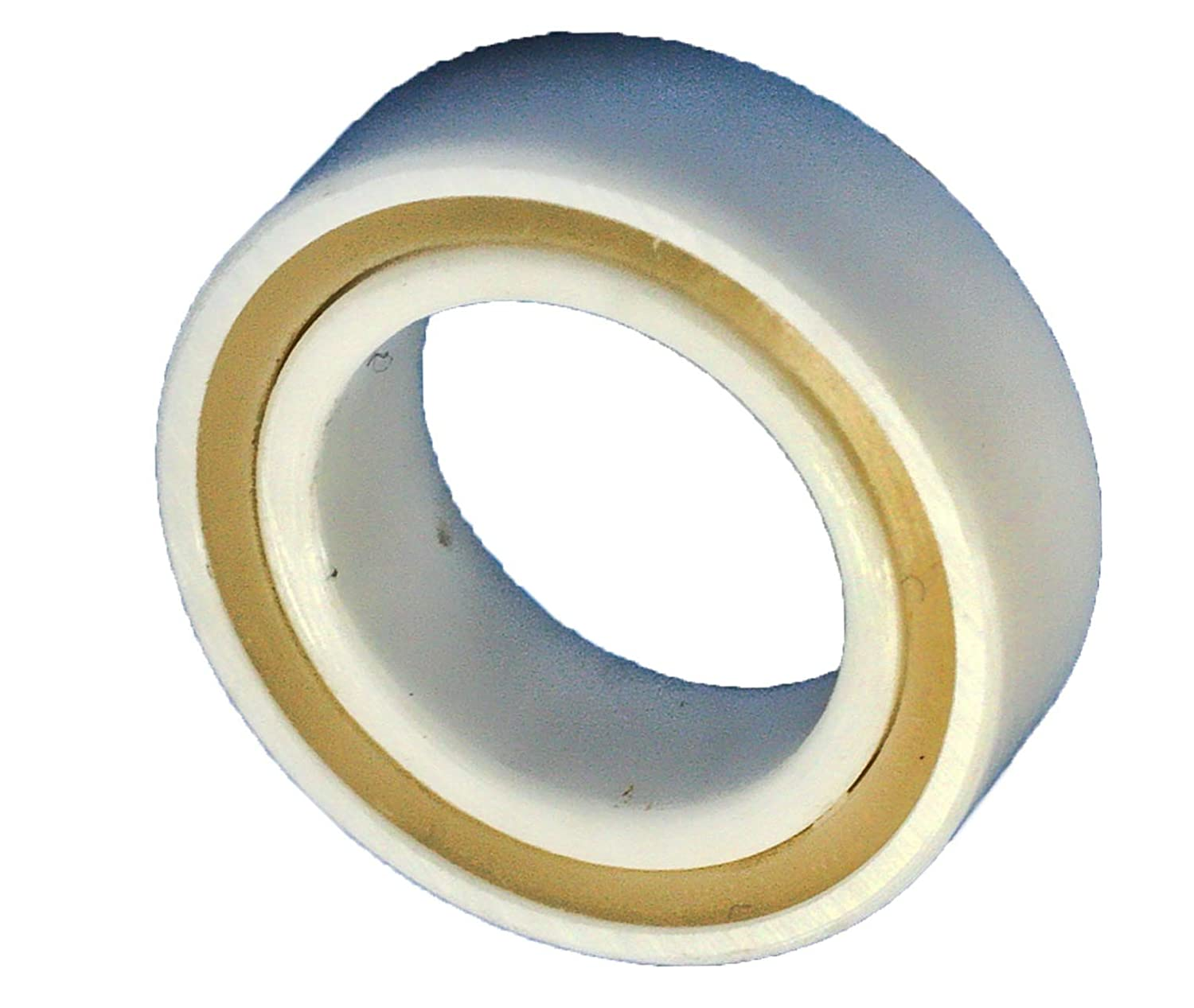 """Flanged Rubber Sealed Ball Bearings BLK FR188-2RS 10 PCS 1//4/"""" x 1//2/"""" x 3//16/"""""""