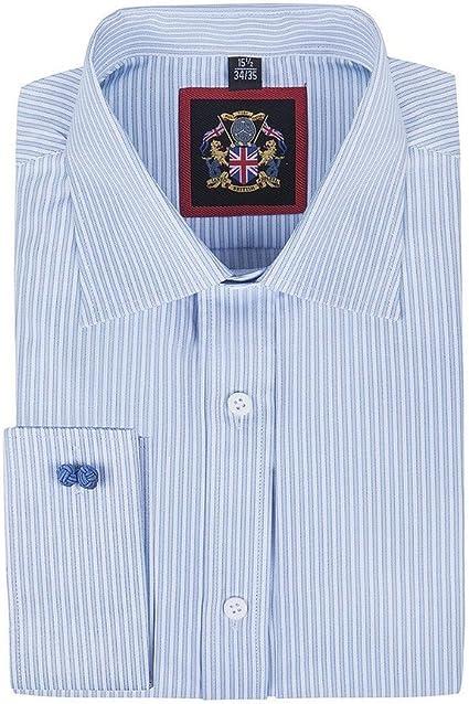 Janeo Mens Shirts - Camisa Formal - para Hombre: Amazon.es: Ropa y accesorios
