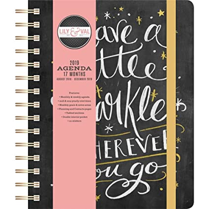 Amazon.com : Summit Studios Lily And Val Planner : Office ...