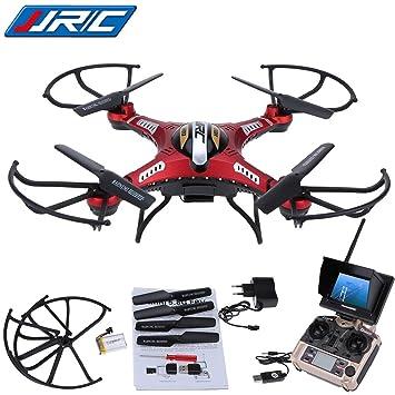 WayIn® JJRC H8D RC Quadcopter Drone Helicóptero con Transmisor FPV ...
