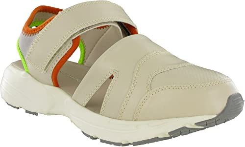 Extra Wide Sandals Womens Summer Lightweight Beach Holiday Trainers EEE Fitting