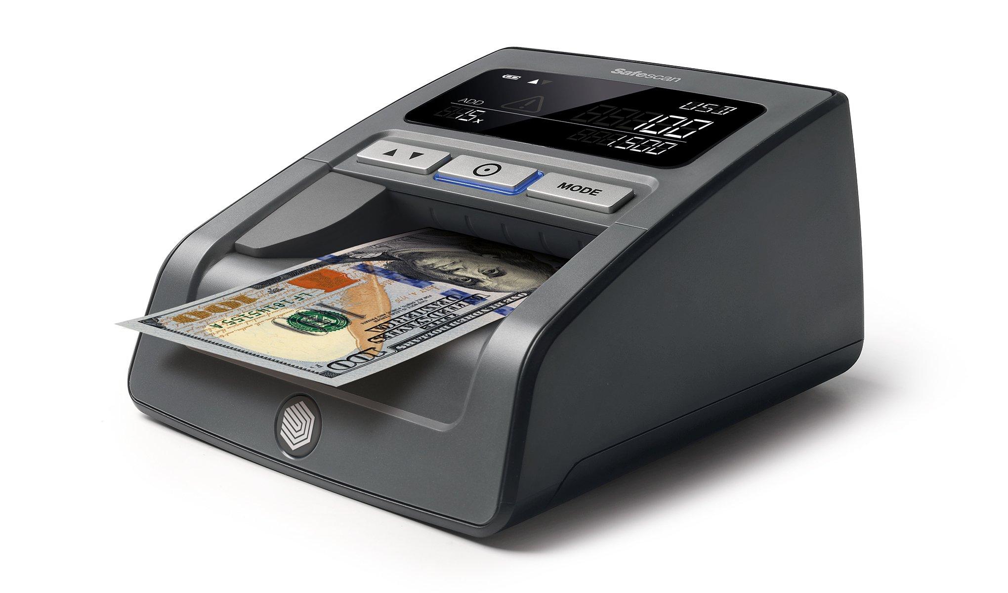 Safescan 185-S Black - Multi-Direction Automatic Counterfeit Detector