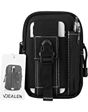 Vdealen Tactical Molle Pouch, Waist Bag with Cell Phone Holster Holder