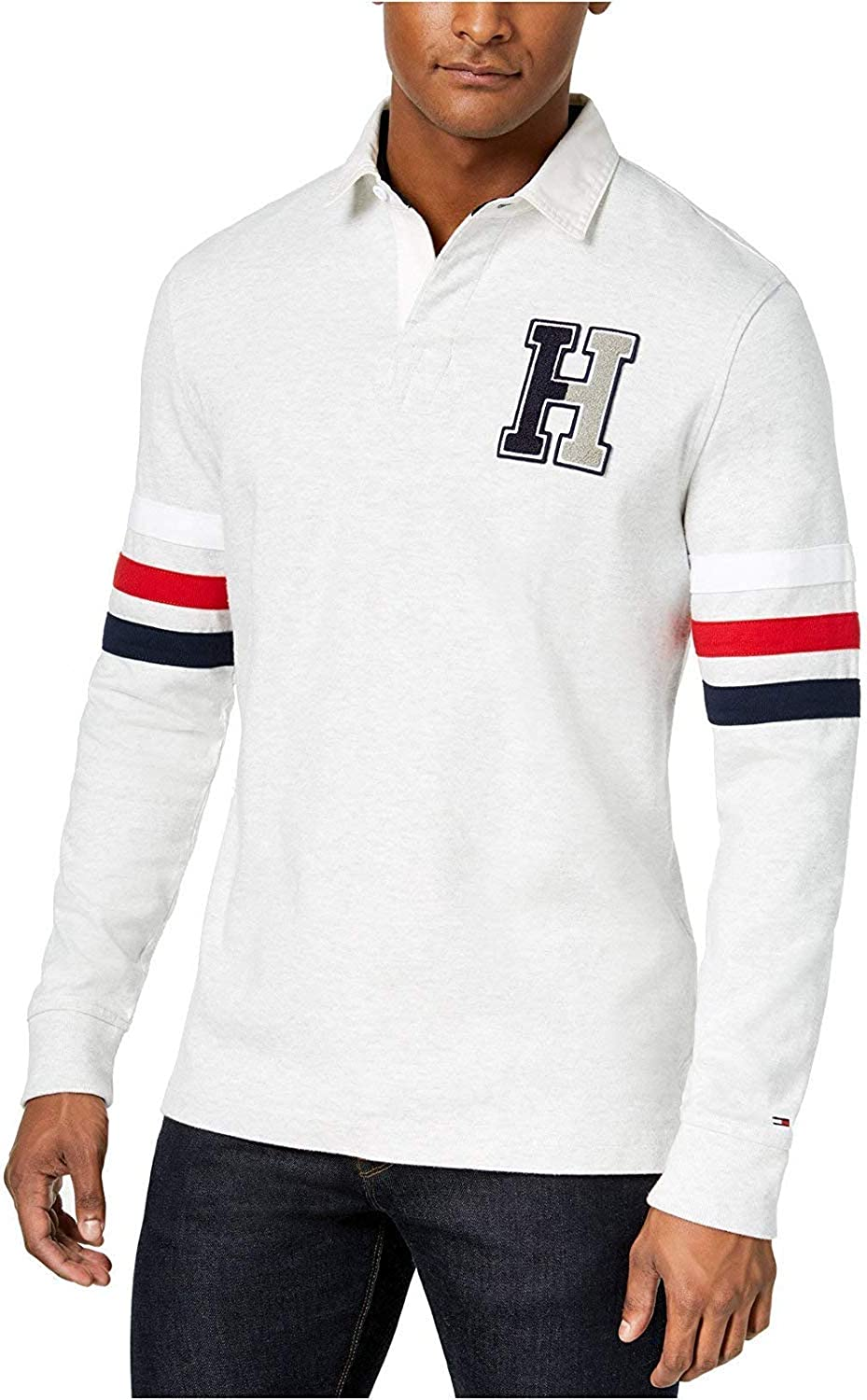 Tommy Hilfiger Mens Classic Fit Polo