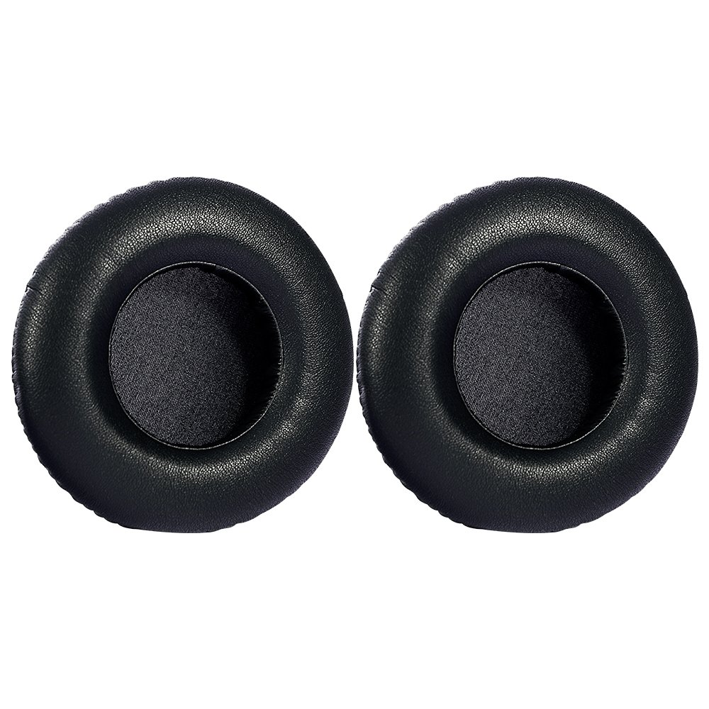 Replacement Ear Pads for Audio-Technica ATH-M50x M50S M20x M30x M40x ATH-SX1, AURTEC Headphones Earpads Cushion with Memory Form