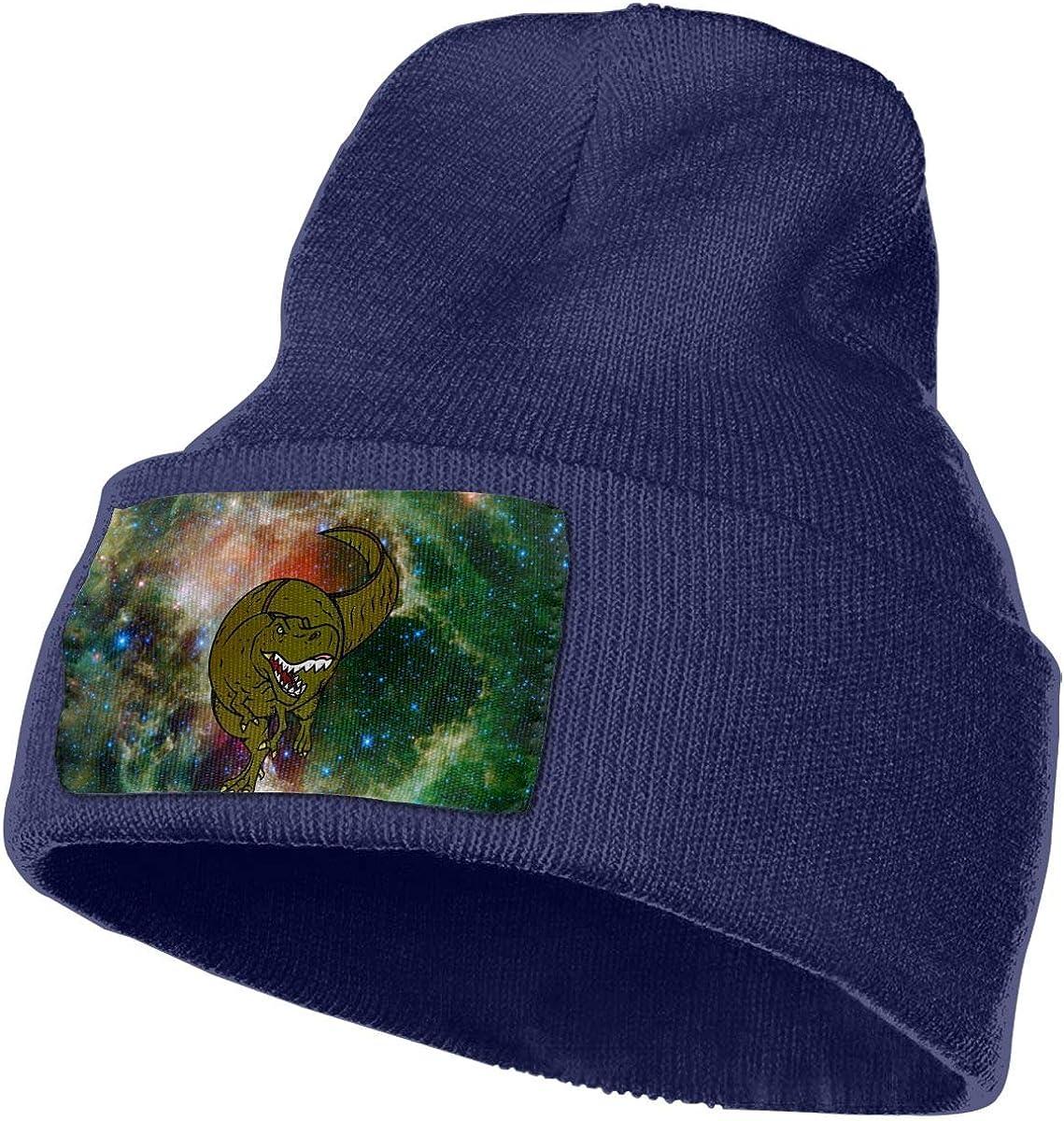 Helidoud Cretaceous Dinosaur Winter Beanie Hat Knit Hat Cap for for Men /& Women