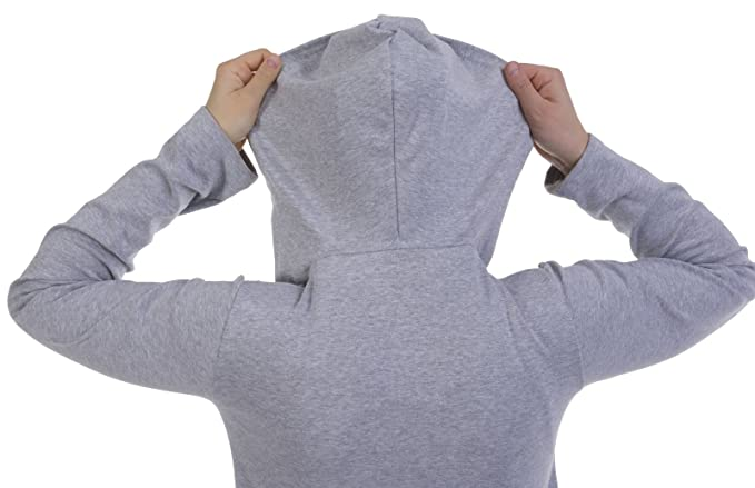 879805f3c2789 JANDAZ® Maternity Cotton Tracksuit Bottoms and Hoodie Buy Together OR  Separately (L/XL, Hoodie - Grey Melange): Amazon.co.uk: Clothing