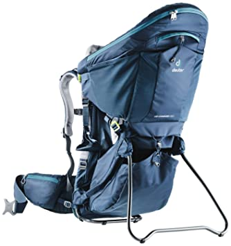 Deuter Kid Comfort Pro Mochila Infantil, 45 cm, Midnight: Amazon.es: Equipaje