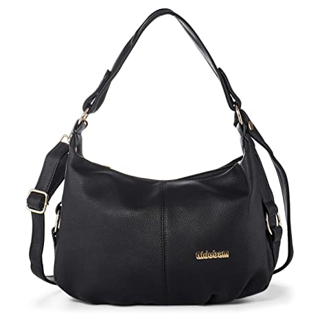 Borsa a Tracolla Donna Hobo Bag Borse a Mano Donne Borsa Messenger  Sacchetto Vintage Borsetta in 3e8dd0c2667