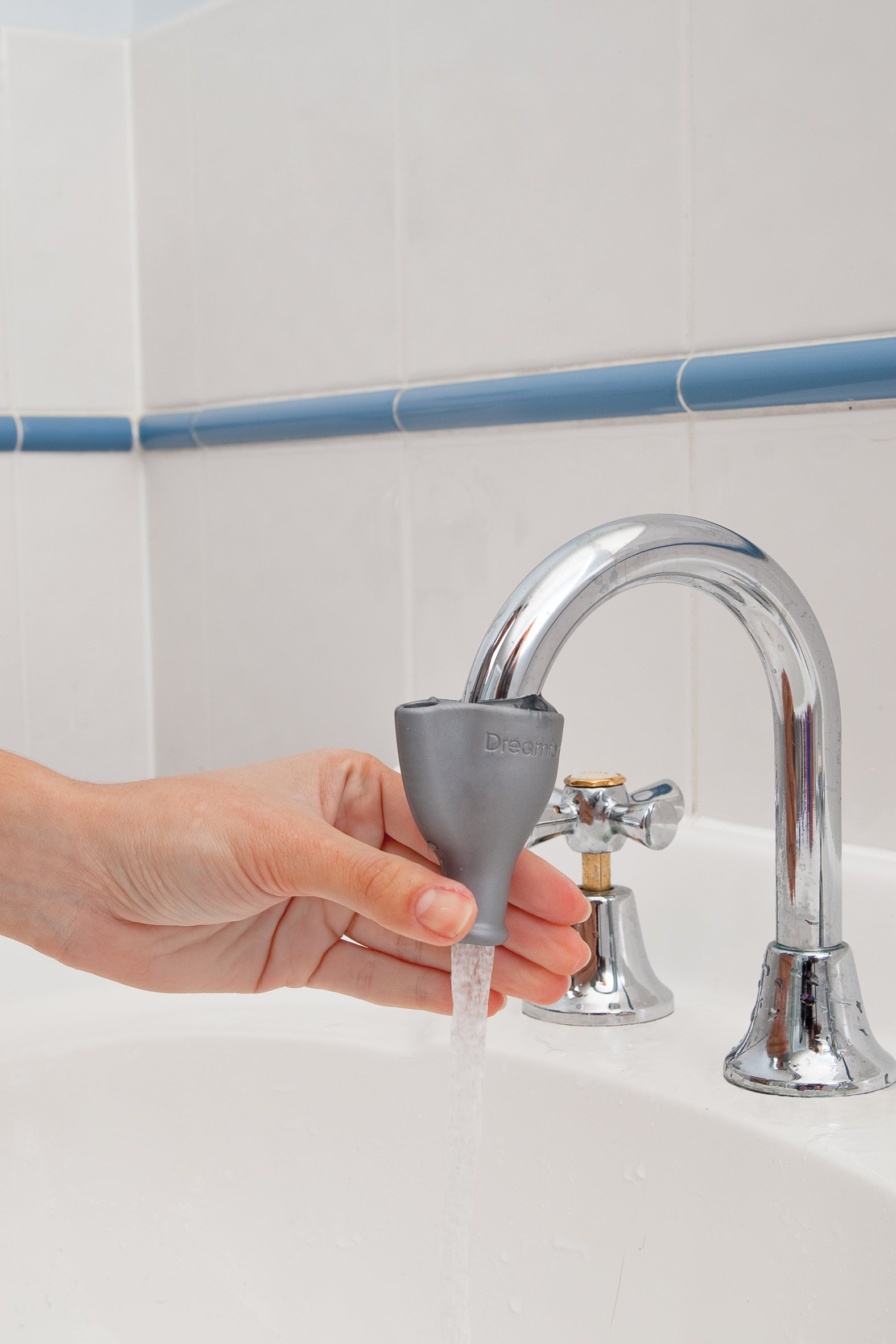 Dreamfarm Tapi - Faucet Drinking Fountain, Fits Most Taps (Assorted Colors) by Dreamfarm (Image #5)