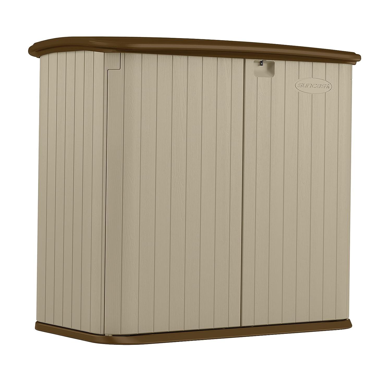 Suncast BMS3200 Plastic Backyard Storage Shed