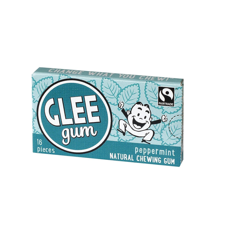 Glee Gum Peppermint (12x16pc ) cfuda
