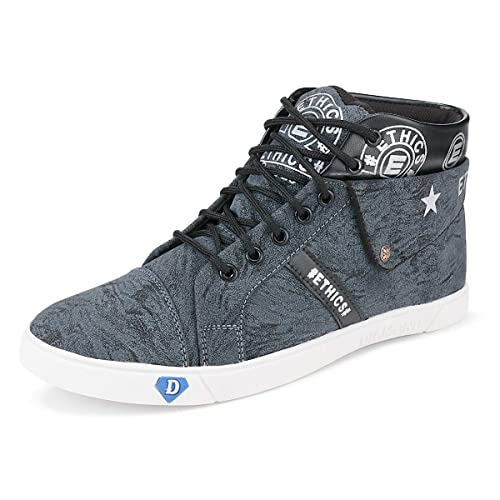 fd44143970033c ETHICS Perfect Black Sneaker Shoes for Women  Buy Online at Low Prices in  India - Amazon.in