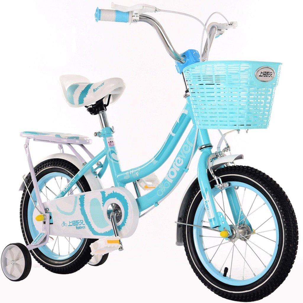 子供の自転車ベビーバイク2-10歳の男の子と女の子自転車ベビーカーのマウンテンバイク (色 : B, サイズ さいず : 16 inches) B07D5W4KS2 16 inches|B B 16 inches