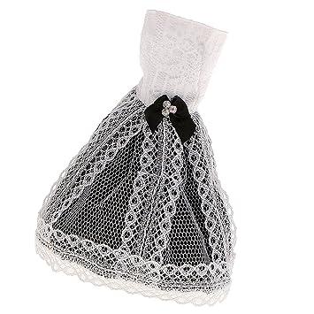 Beeindruckende Handgemachte Schwarze Und Weiße Röcke Für Barbie Jenny  Puppe  Amazon.de  Spielzeug c14cef0b35