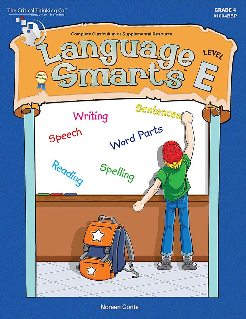 Language Smarts Level Noreen Conte product image