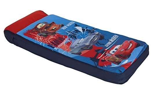 Disney Cars Espionage Junior Ready Bed a Sleepover Solution ...