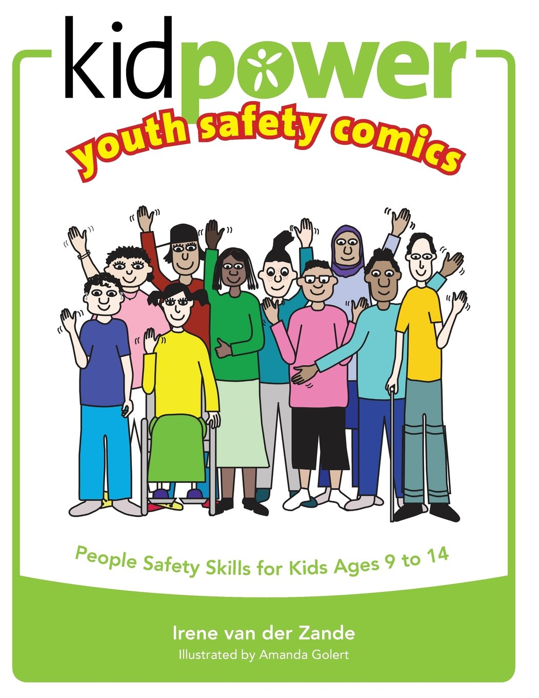 Kidpower Youth Safety Comics People