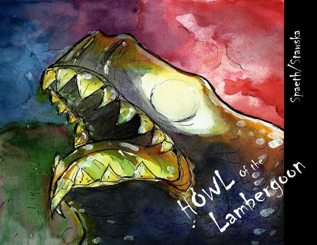 Read Online Howl of the Lambergoon pdf