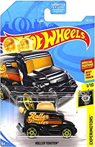 Hot Wheels Roller Toaster Experimotors Diecast Car 1:64 Scale