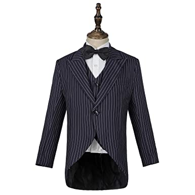 Amazon.com: Yu xiao fei - Traje de lana para niños, diseño ...