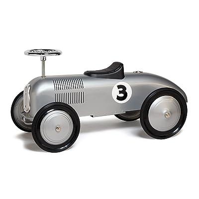 Silver Streak Racer-Silver: Toys & Games