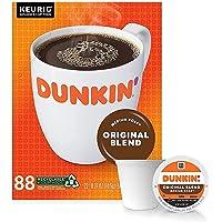 Coffee, Original Blend Medium Roast Coffee, K Cup Pods for Keurig Coffee Makers, 88 Count - 1