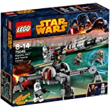 LEGO Star Wars 75045 - Cannone anti-veicolo AV-7 della Repubblica
