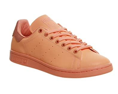 dc394d8592 adidas Stan Smith Adicolor S80251, Baskets Femme, Mehrfarbig (Pink 001), 39