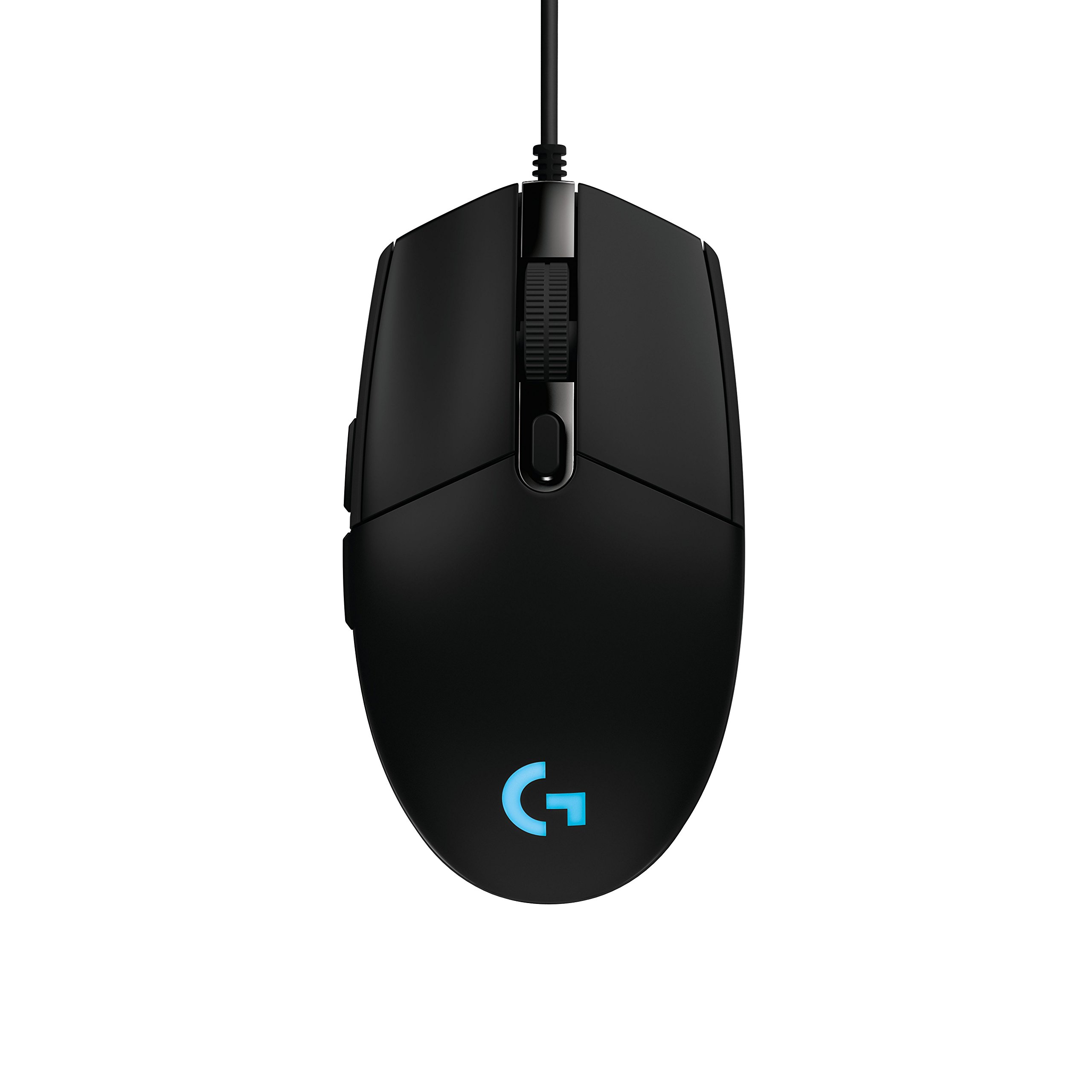 Mouse Gamer :  Logitech G203 Prodigy Rgb Wired  Black