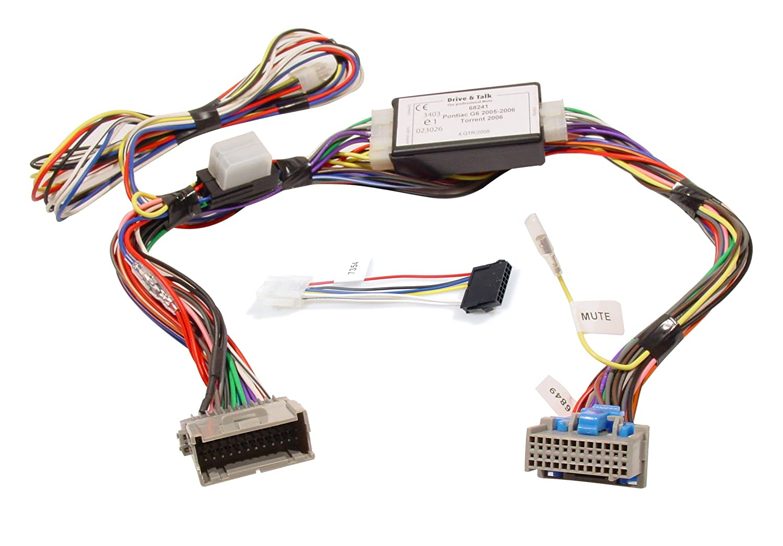 Kram Drivetalk Mute Pontiac G6 Bj 05 06 Torrent Wiring Connector Electronics