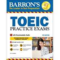 TOEIC Practice Exams, 4th Edition: With Downloadable Audio
