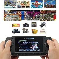 OYRL PSP Game I-Next 10000 Game Inbuilt Black