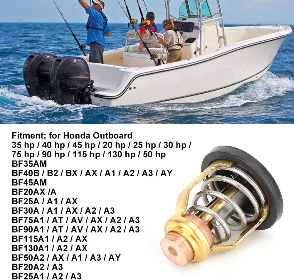 60V-12411-00-00 Convient pour F115 VZ200 VZ225 VZ250 Remplacer le thermostat haute temp/érature par le num/éro OE