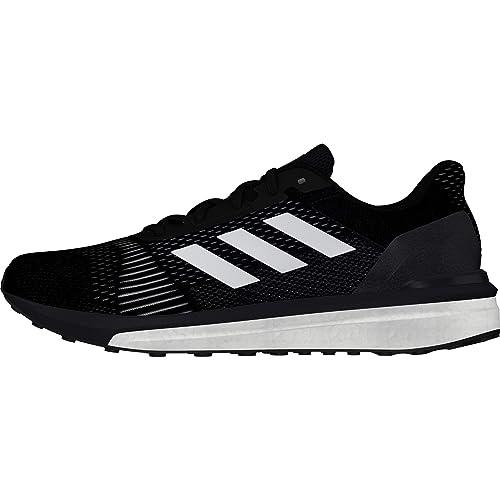 low priced 5e857 04fd0 adidas Menss Solar Drive St Training Shoes Black CblackFtwwhtGrethr 6 UK