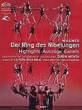 Wagner: Der Ring des Nibelungen - Auszüge 130 min. (La Fura dels Baus) [Reino Unido] [DVD]