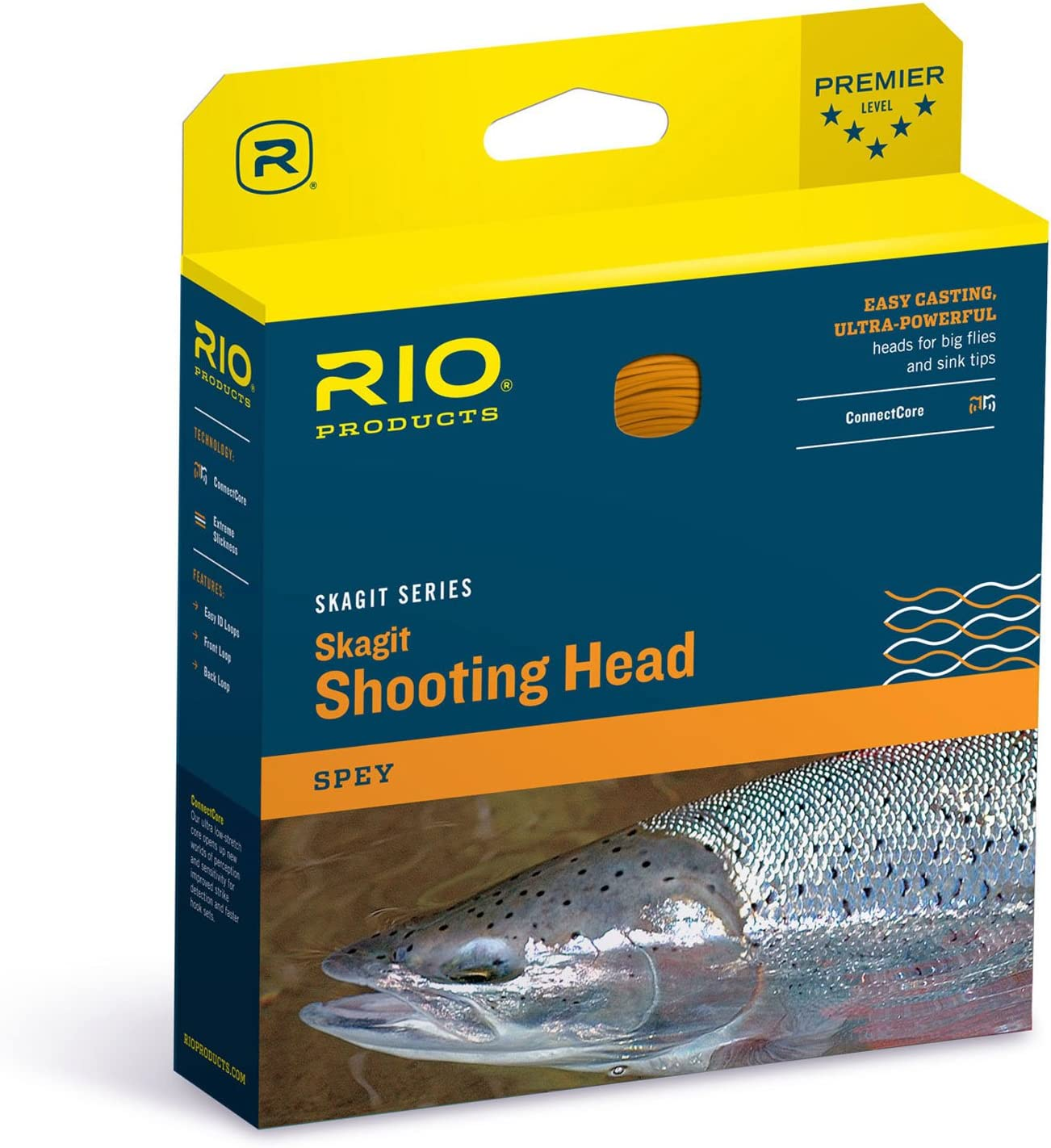 RIO Products Skagit Max Head