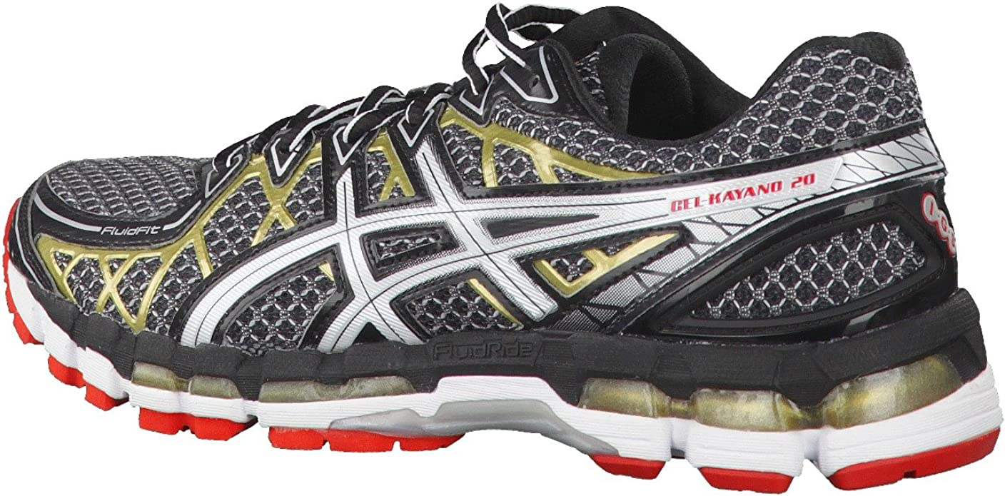Asics Zapatillas Running Gel Kayano 20 Negro EU 47 (US 12.5 ...