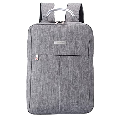 Seaoeey Men and Women Fashion Business Laptop Backpack Student Daypack