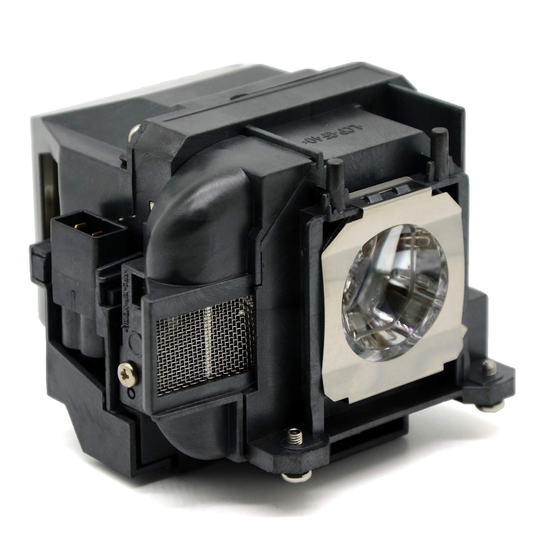 Litance V13H010L78 Replacement Lamp for Epson ELPLP78, EB-98, EX7230 Pro, EX7235 Pro, EX5220, EX5230 Pro, VS330, VS335W, PowerLite Home Cinema 600/ 725HD/ 730HD/ 2030, X17/ 97/98 / 99W Projectors