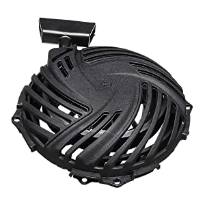 Zeekee Recoil Pull Starter for Yard Machines Lawn Mower 140cc 550EX Briggs & Stratton Cover Diameter 6 3/4 inches