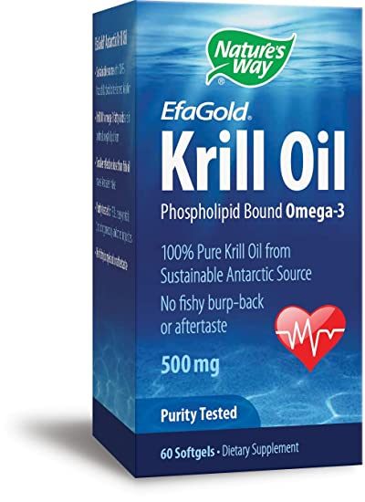 what is krill oil good for benefits health