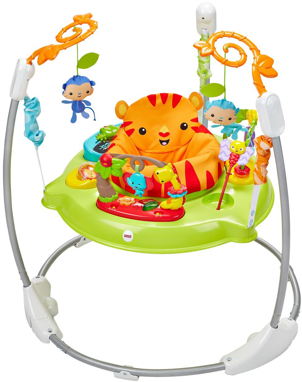 Fisher-Price Roarin' Rainforest Jumperoo