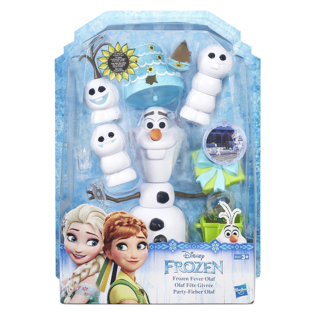 Frozen Disney Frozen Fever Olaf Snow Globe Hasbro B5167EU0