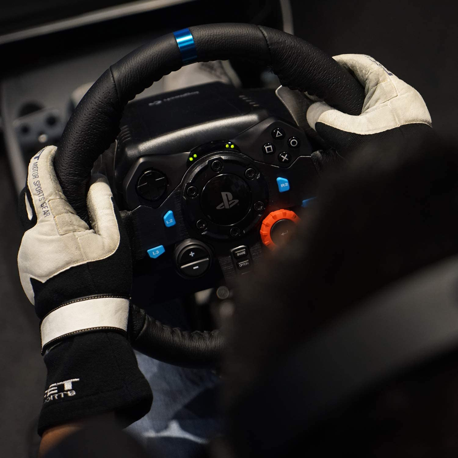 Logitech G29 Driving Force Volante de Carreras y Pedales, Force ...