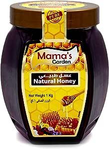 Mama's Garden Natural Honey | No Added Preservatives - 1KG