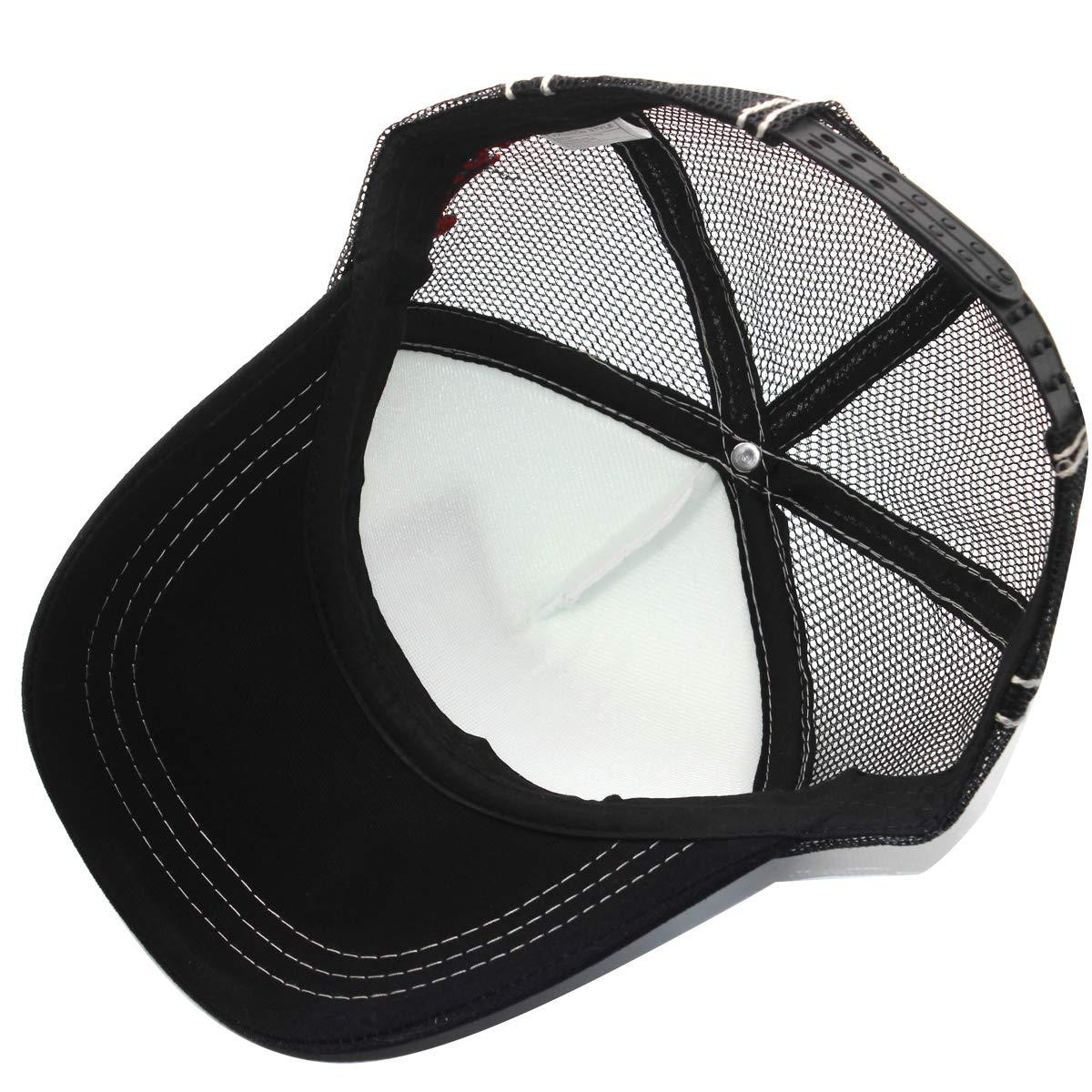 9583913a2038 Amazon | XsFirecow メッシュキャップ 帽子 ランニング ジョギング ウォーキング (ブラック) | 帽子 通販