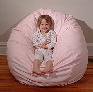 product image for Bean Products Comfy Bean Beanbag Small Cotton - Hunter Green